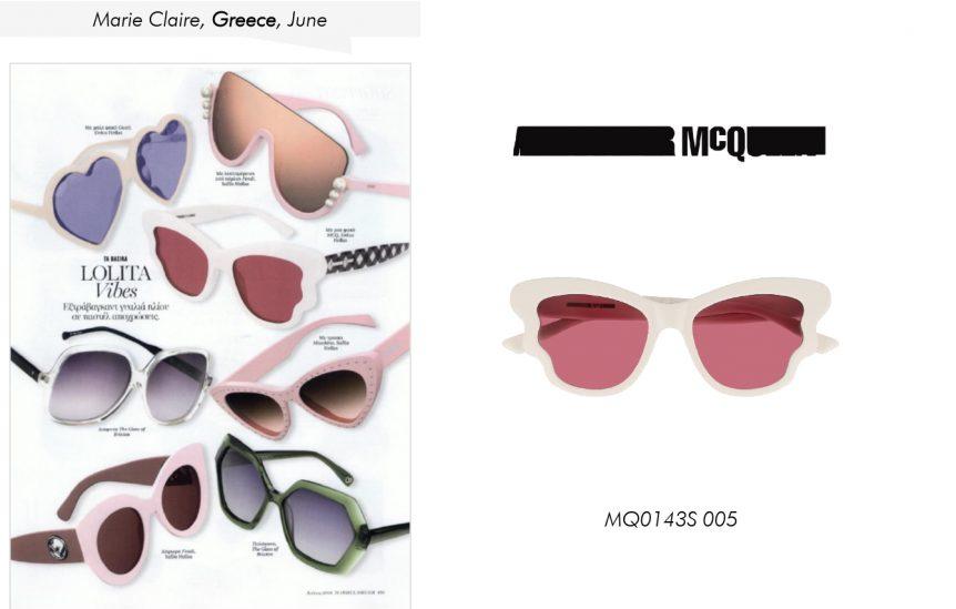 Mcq 2018 Marie Delux Luxury Hellas ClaireJune Eyewear PXkiZu